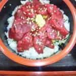 3267023 - 桜丼 900円