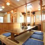季禅房 - ゆったりとくつろげる座敷