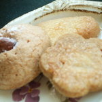 Toi et moi - ドリンクセットのクッキー