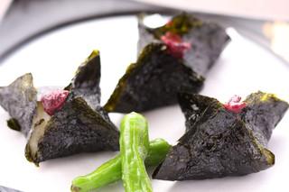 季禅房 - 山芋の天ぷら 680円