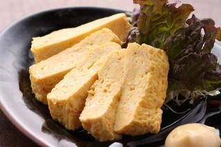 季禅房 - 土佐ジローの卵焼き 680円