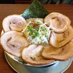 しゃがら - チャーシュー麺(大盛り)