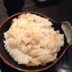 九州 熱中屋 - 熊本県産米 ヒノヒカリ 炊きたて釜飯