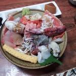 32671373 - 海鮮丼