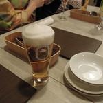 ホナイコカ - ビールはハッピーアワーで500円