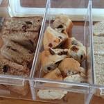 まんまるカフェ - 試食用パン