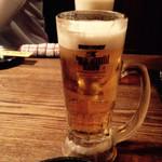 32675434 - 生ビール(プレモル)