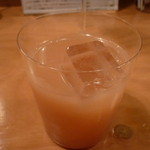 スタンドシャン食 Osaka北新地 Champagne & GYOZA BAR - ☆ピーチネクター(#^.^#)☆