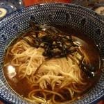 Usagishokudou - 拌麺汁あり
