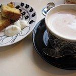 アンドコーヒー - カフェオレ&焼菓子のパウンドケーキ:2010年2月_アンドコーヒー