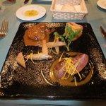 ル・プティ・ブドン - 鴨むね肉のポワレ