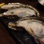 居酒屋 いっぷく - 生牡蠣