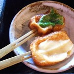 32682335 - 蕎麦膳 豆腐田楽