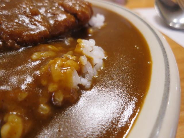 愛菜厨房 リヴィエール - カツカレー  ※ランチ限定メニュー