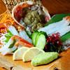 安来や - 料理写真:カニの刺身