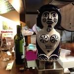 スペイン料理 アロス - ビールサーバー