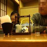翠松閣 - 小上がり。よく利用したのにまともな写真がない '12/2/29撮影