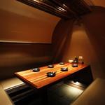 ドラゴンカフェ - 完全個室!接待など大切なお集まりごとにおすすめです!