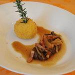 アマリアサロン - ランチ 肉料理