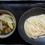 つけ汁うどん 野澤 - 肉汁うどん 780円