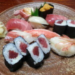 大寿司 - 料理写真:特上2000円