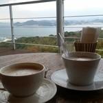 Tea Room ピース堂 - 景色が素敵です♪のんびりしたい時には最適です!