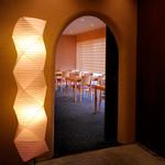 たん熊北店 - テーブル個室は団体様用、2室ございます。