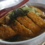 君松食堂 - 料理写真:正油カツラーメン