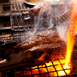 BAVAと言えば炭火!今日は「ラム肉」を絶対食べて欲しい‼️