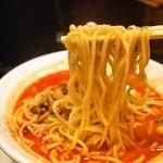 175°DENO〜担担麺〜 - 担担麺 汁有 すごく痺れる(麺)