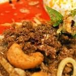 175°DENO〜担担麺〜 - 担担麺 汁有 すごく痺れる(揚げ花椒も乗ってます)