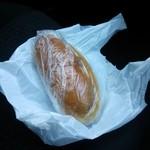 パンの寿屋 - ていねいに包んでくれましたよー 2014.11
