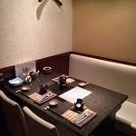 舞桜 - 内観写真:半個室