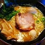 幸北家 - 醤油豚骨 味玉¥850