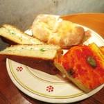 32707007 - 本日のサンドイッチ、パニーニ、フォカッチャ