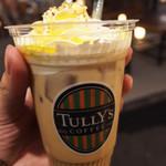 タリーズコーヒー - アイスショートノエルホワイトモカ 450円