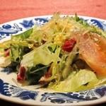 ビストロ・プティポワ - 季節の野菜サラダ