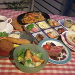 Cafe Restaurant アドリア - WINTER  SPECIAL 彩りコース