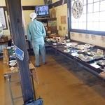 ながいきラーメン食堂 - 料理がズラッと並んでいます