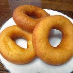 102ドーナッツ - とうふドーナッツ プレーン