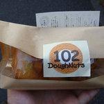 102ドーナッツ - パッケージ
