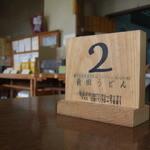 長田うどん - 2番でした