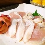 でん助 - 淡海地鶏(すき焼き)
