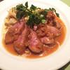 マエストロ ベイカーズ - 料理写真:仏産仔鴨胸肉のロースト 季節のフルーツソース