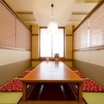 鈴のれん - 個室