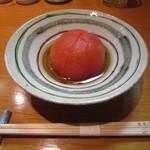 32718665 - 「トマトの出汁浸し」