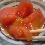 32718668 - 「トマト出汁浸し」アップ