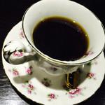 今是 - ランチコーヒー +100円