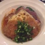 レガロ - ポークチーズソテー