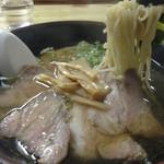 笹屋 - チャーシューメン@800円